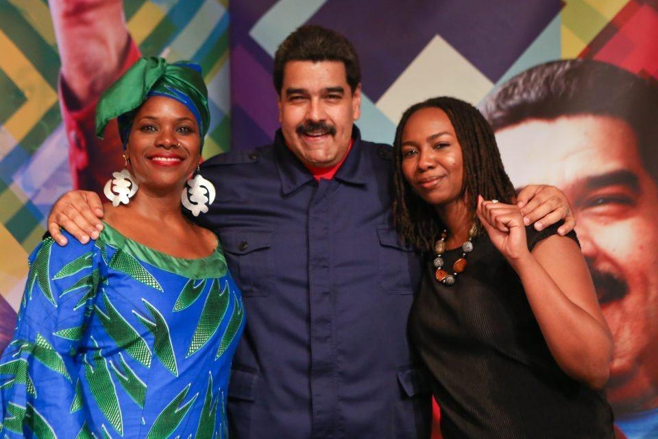 Cómo se vinculan Black Lives Matters y Nicolás Maduro?